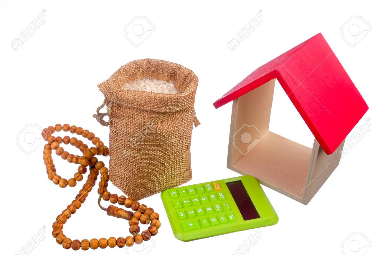 rice in the sack rosary calculator and mini house isolated stock photo picture and royalty free image image 146661213 rice in the sack rosary calculator and mini house isolated stock photo picture and royalty free image image 146661213