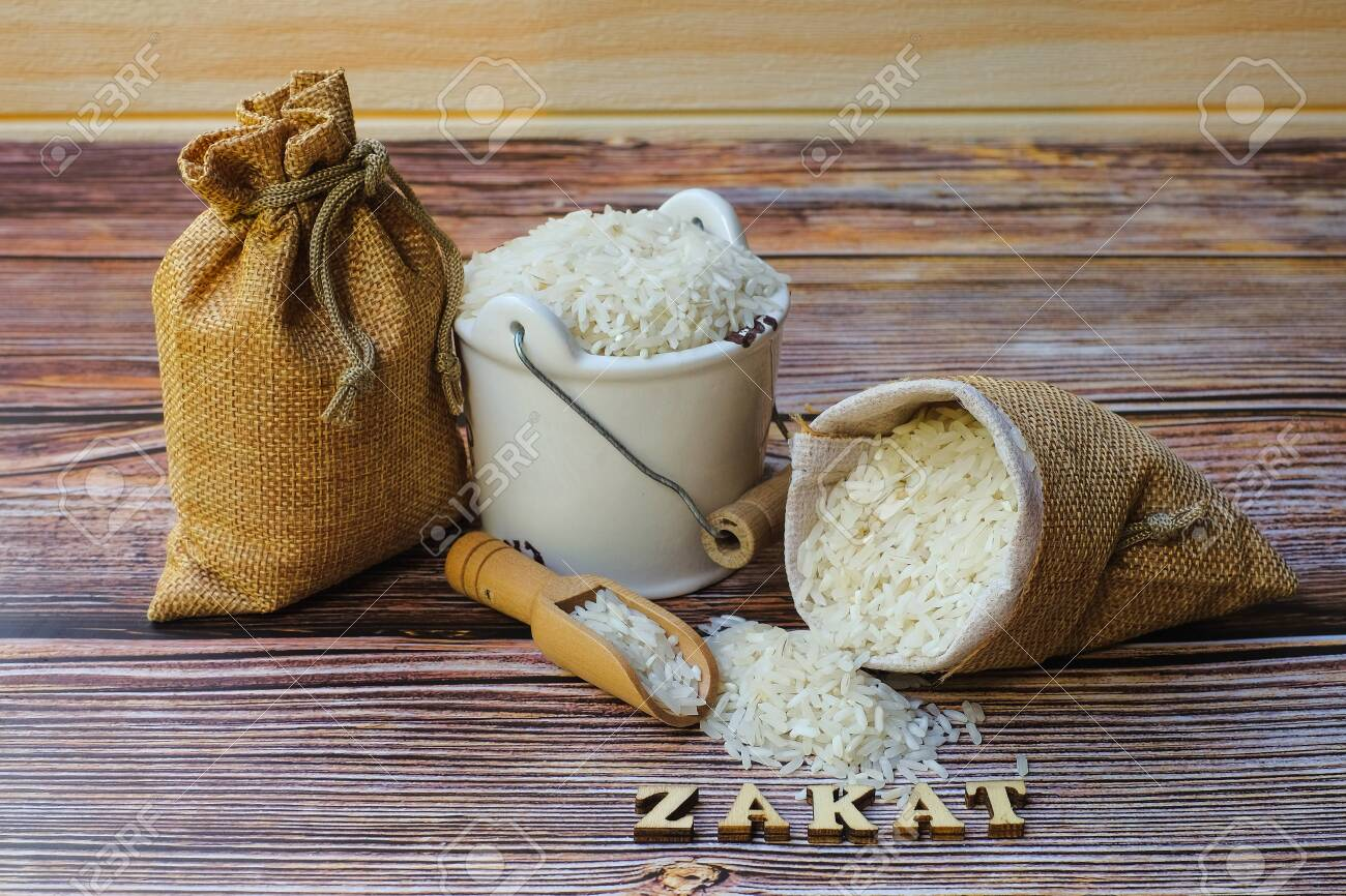 zakat word and rice on wooden background zakat concept zakat stock photo picture and royalty free image image 147443517 zakat word and rice on wooden background zakat concept zakat