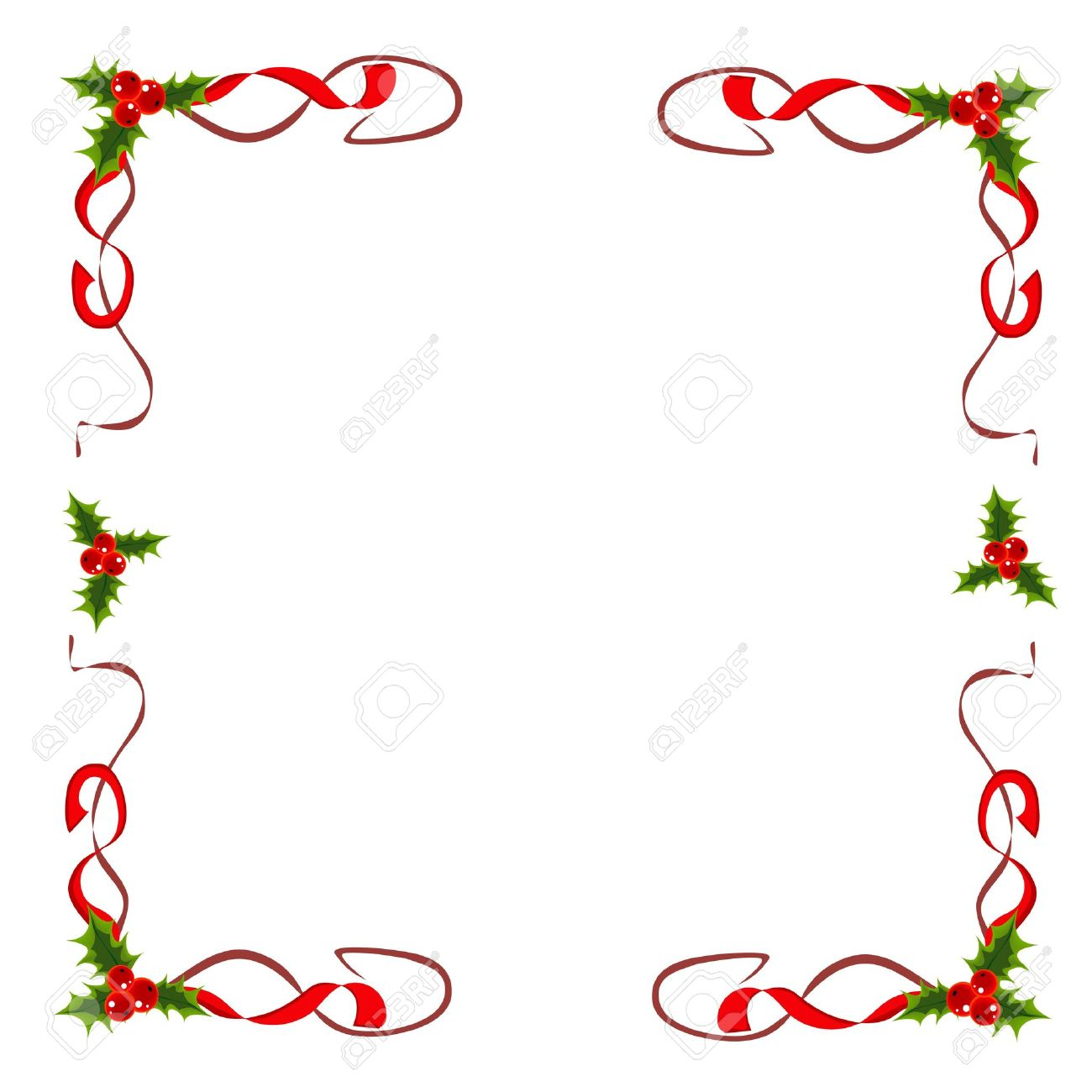 Christmas Corner Decorations Png