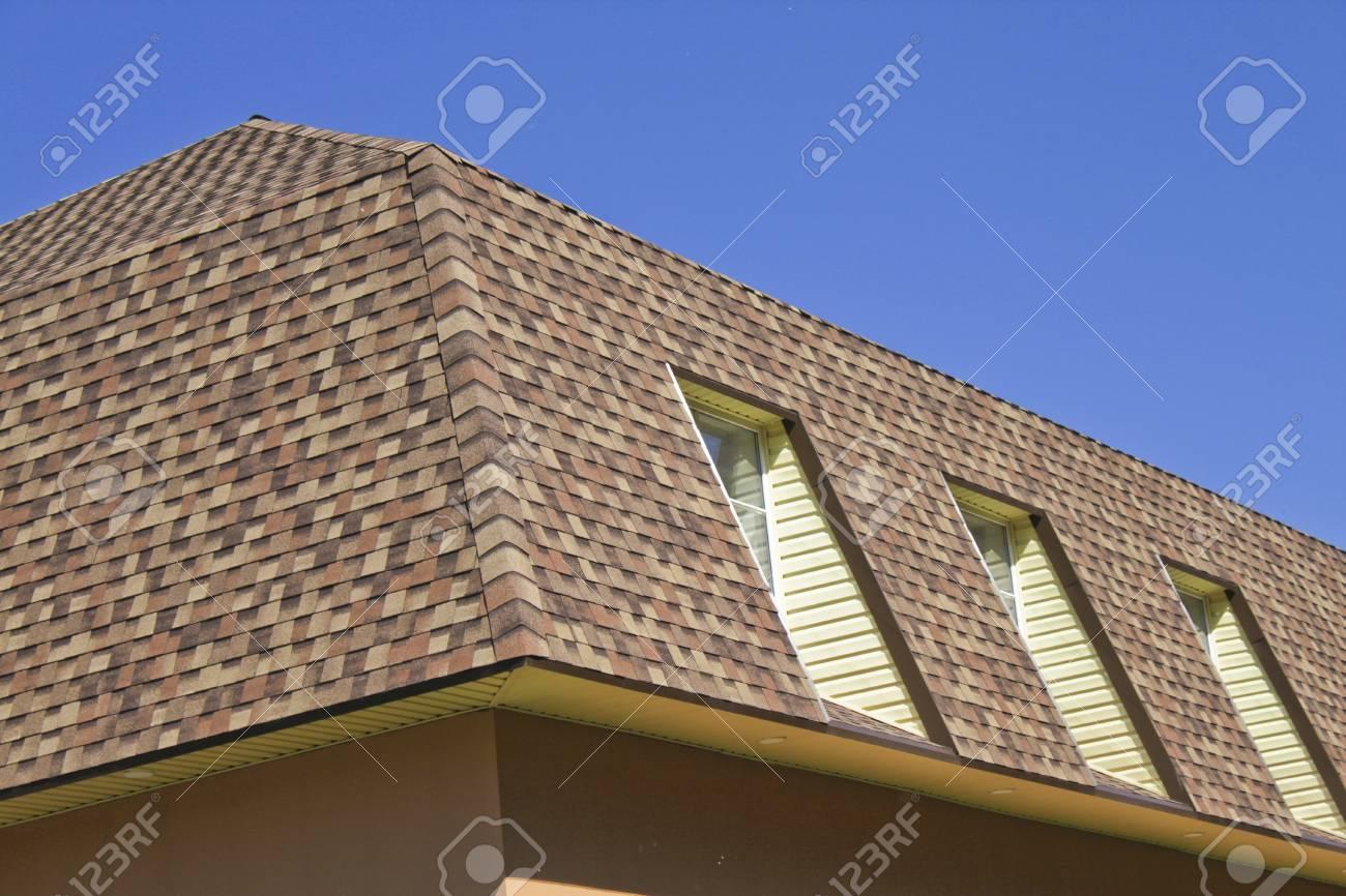 New American Home Stock Photo - 9743075