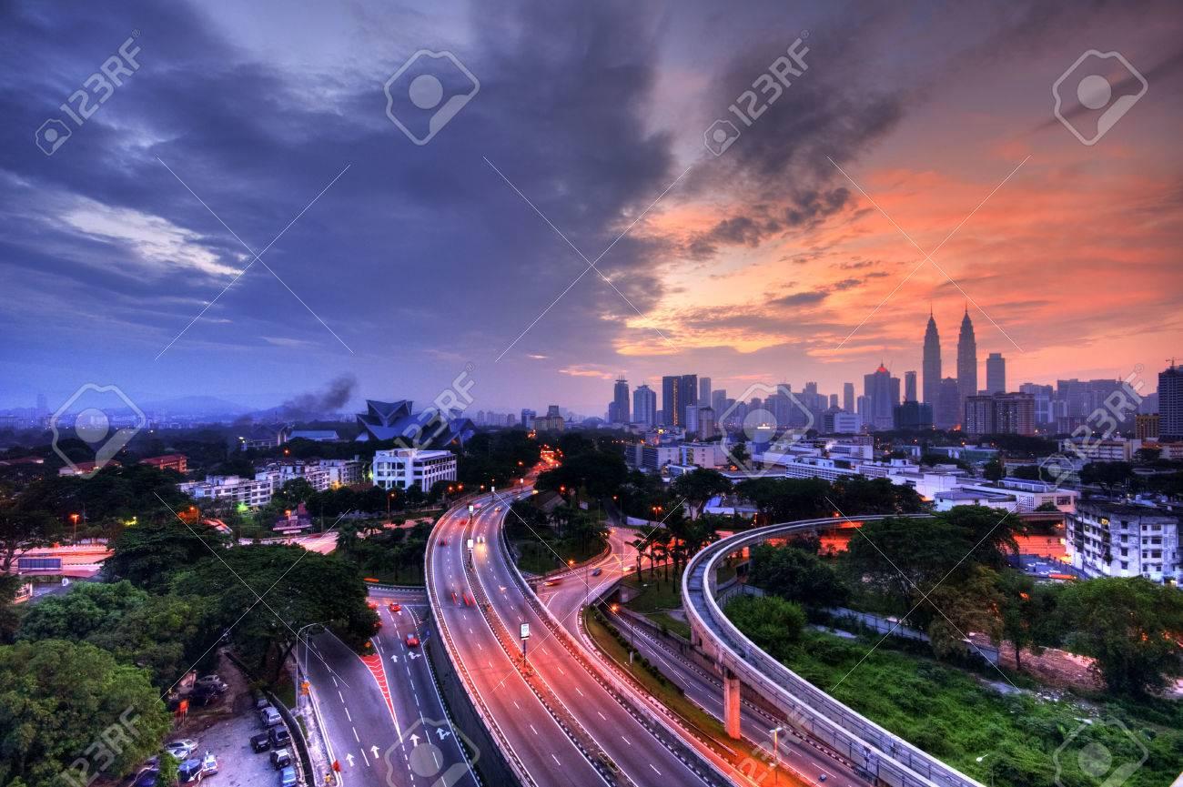 Misty Kuala Lumpur - 23940915