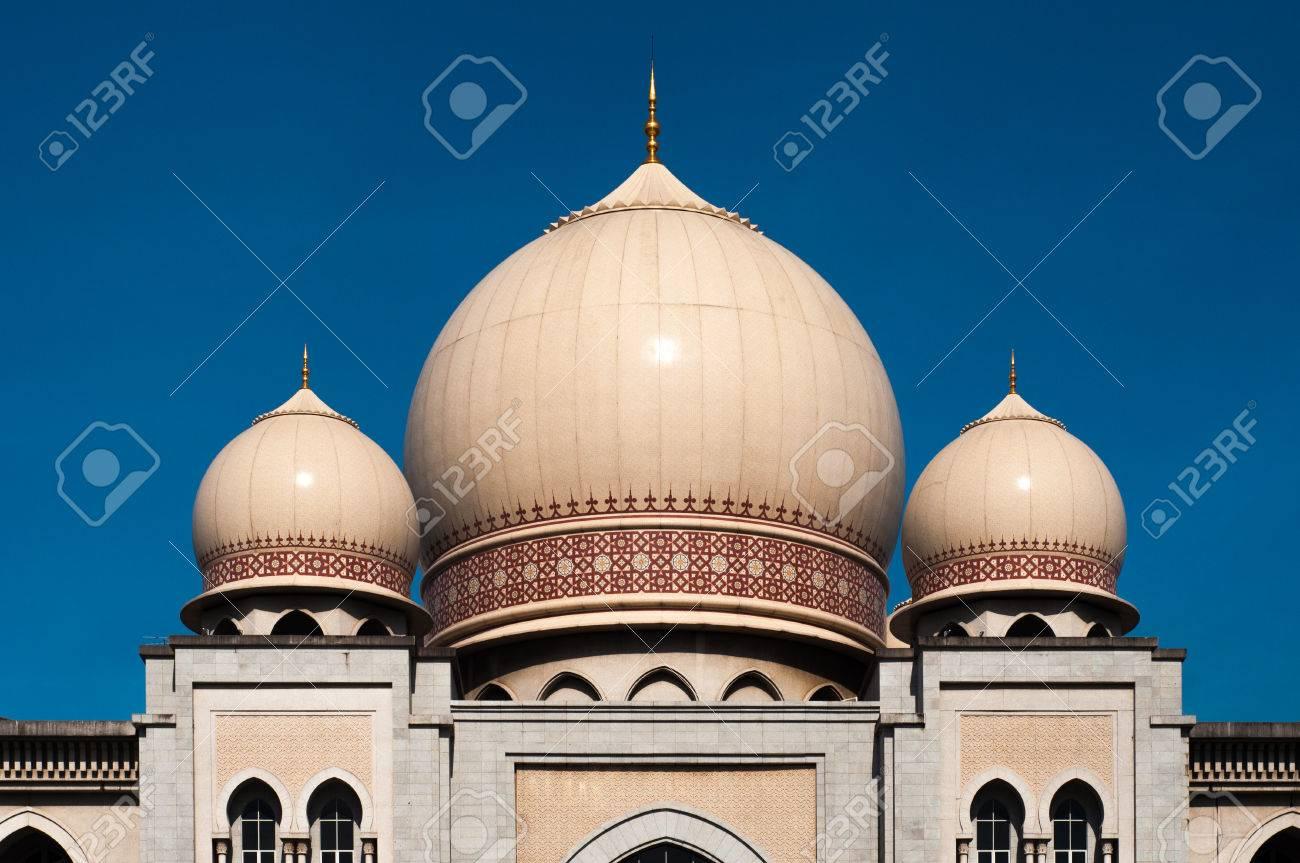 Dome of Palace of Justice, Putrajaya - 30585000