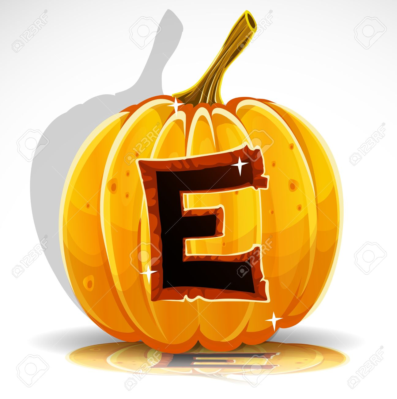 Image result for the letter e halloween