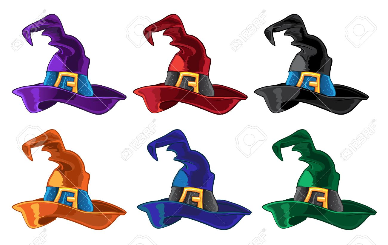 Color witch heats Stock Vector - 23149244