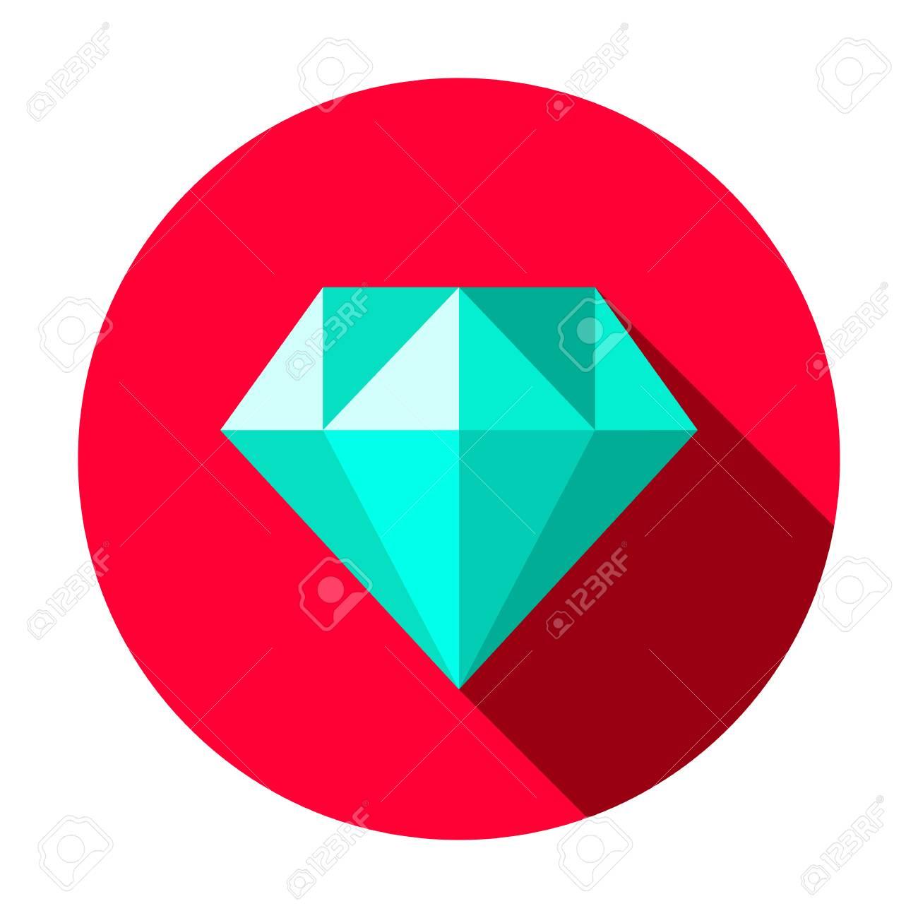 Diamond Icon - 127520756
