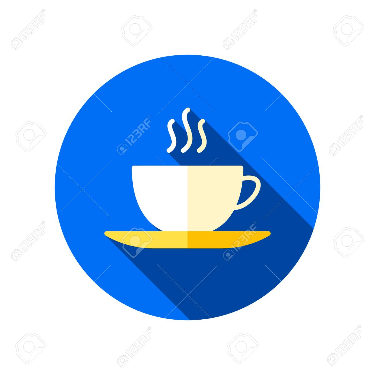 Coffee cup icon. Coffee break sign - 127520794