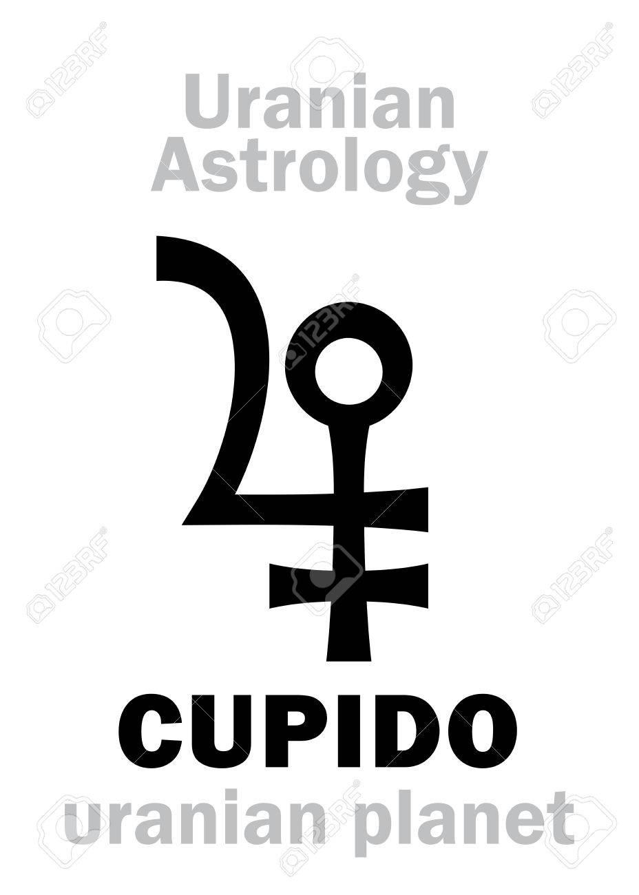 uranian astrology cupido