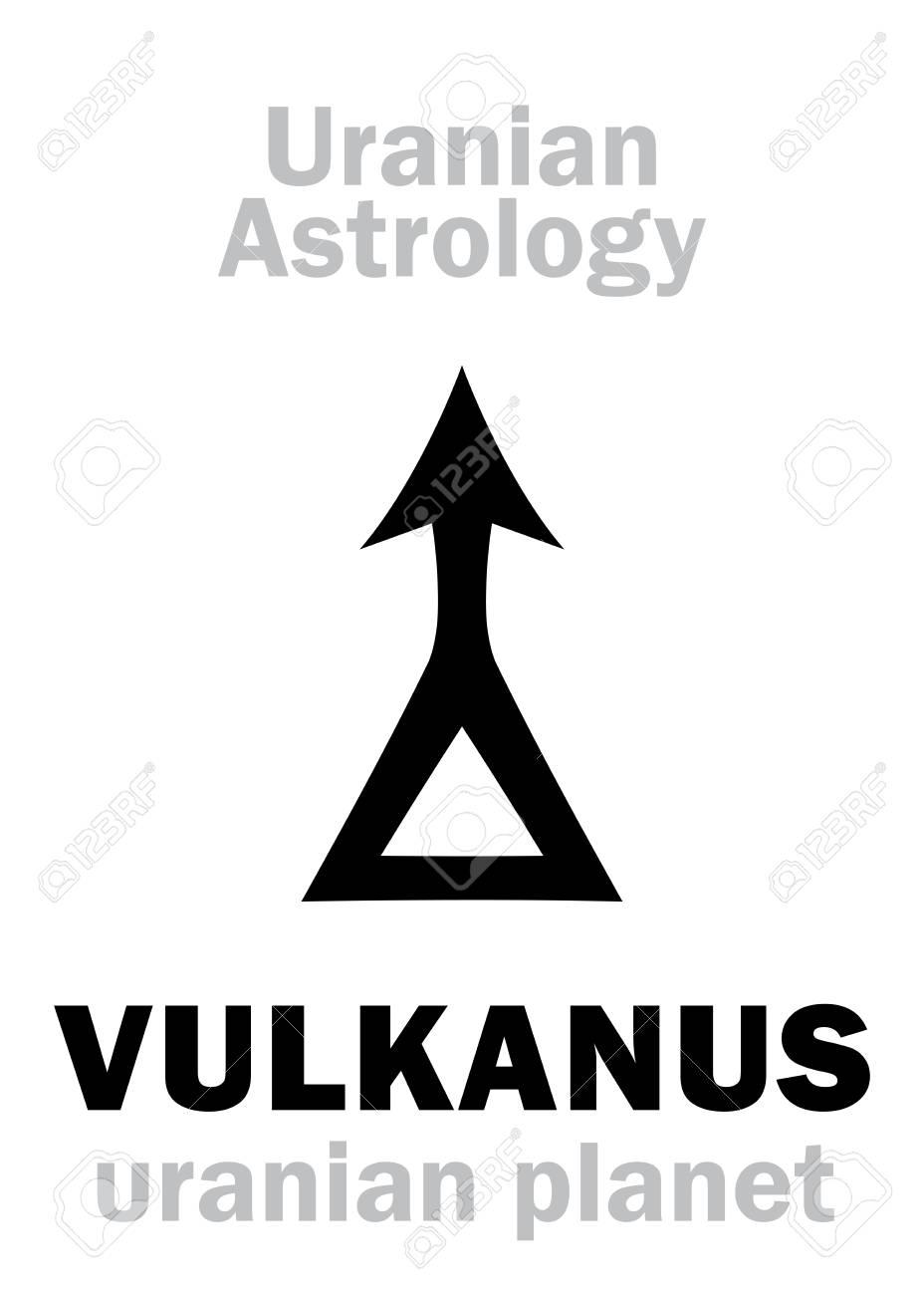 uranian astrology symbols