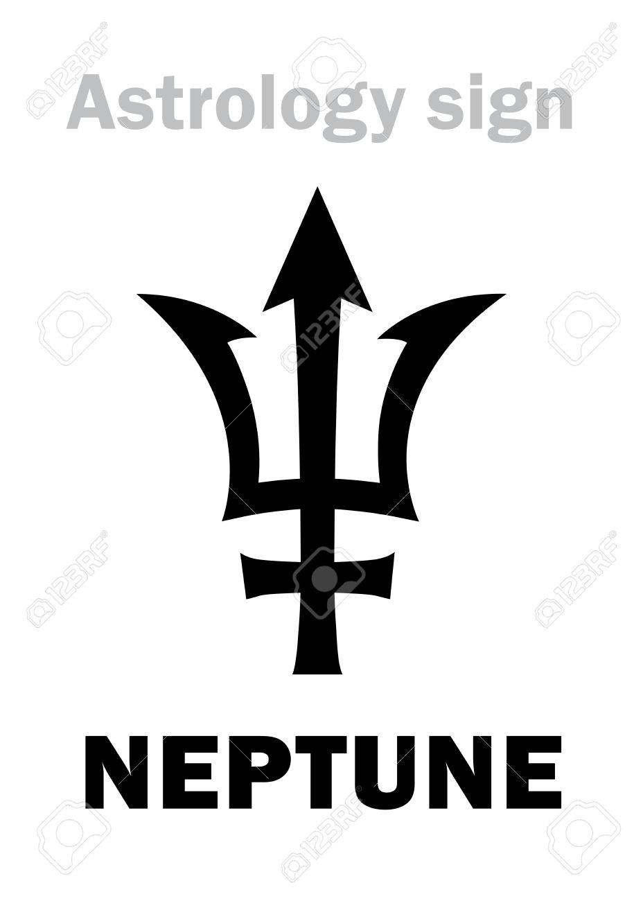 Astrology alphabet neptune poseidons trident higher global astrology alphabet neptune poseidons trident higher global planet hieroglyphics character sign biocorpaavc Choice Image