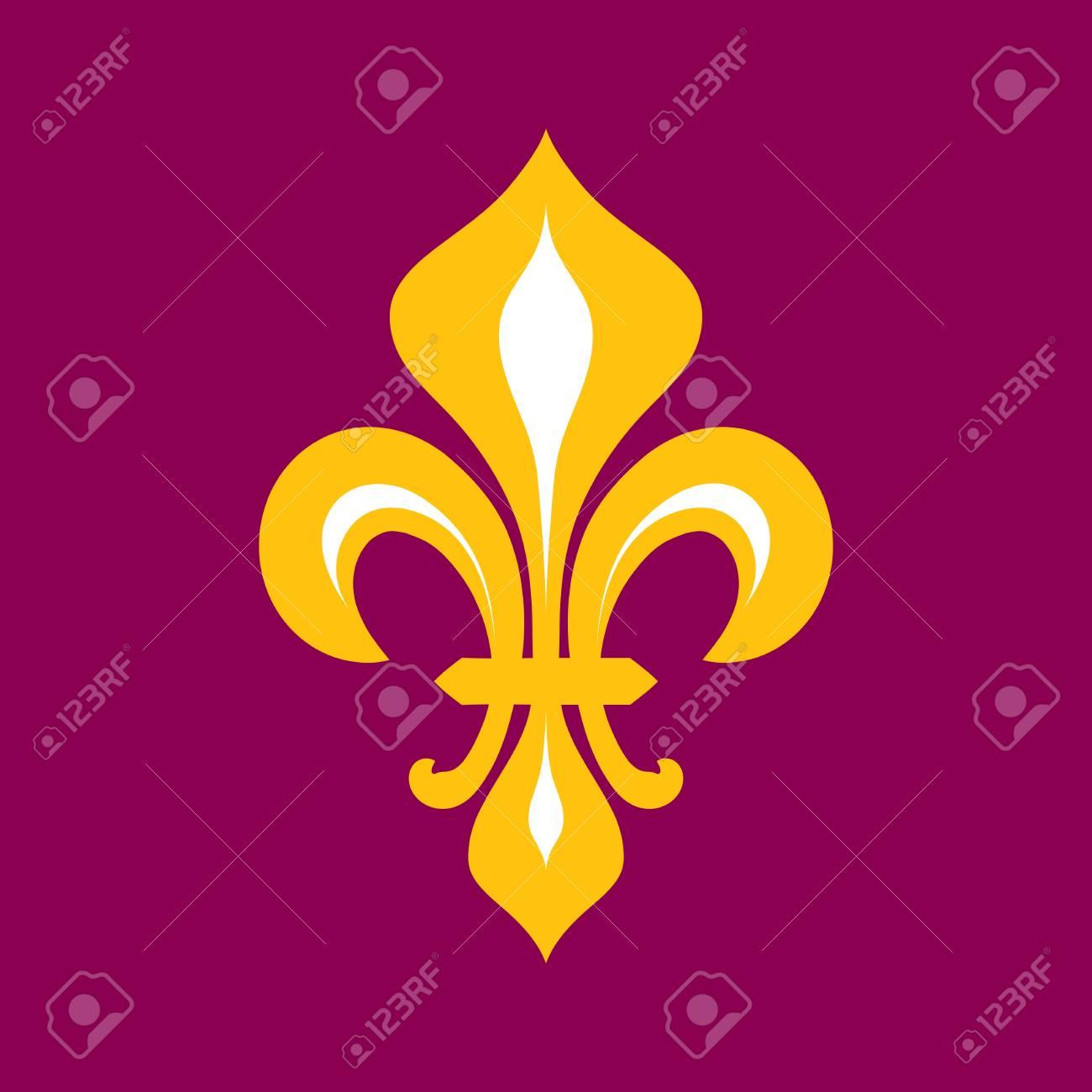 Fleur de lys flower de luce royal heraldic lily the symbol fleur de lys flower de luce royal heraldic lily the biocorpaavc
