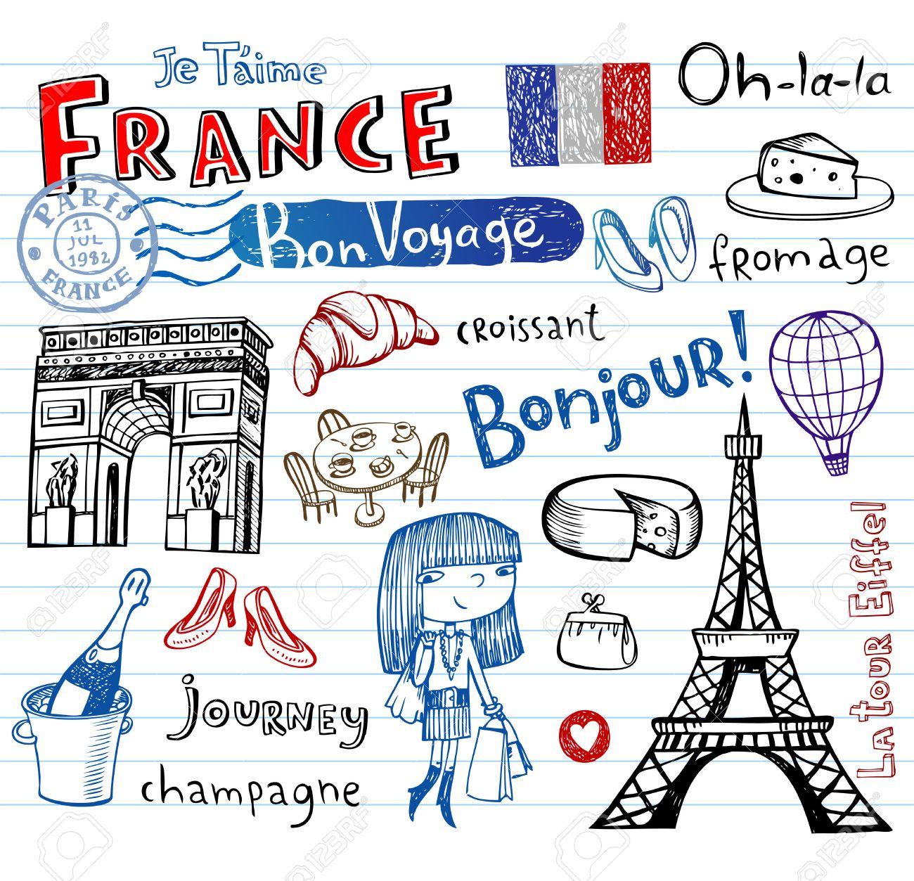 Resultado de imagen de la France clichés