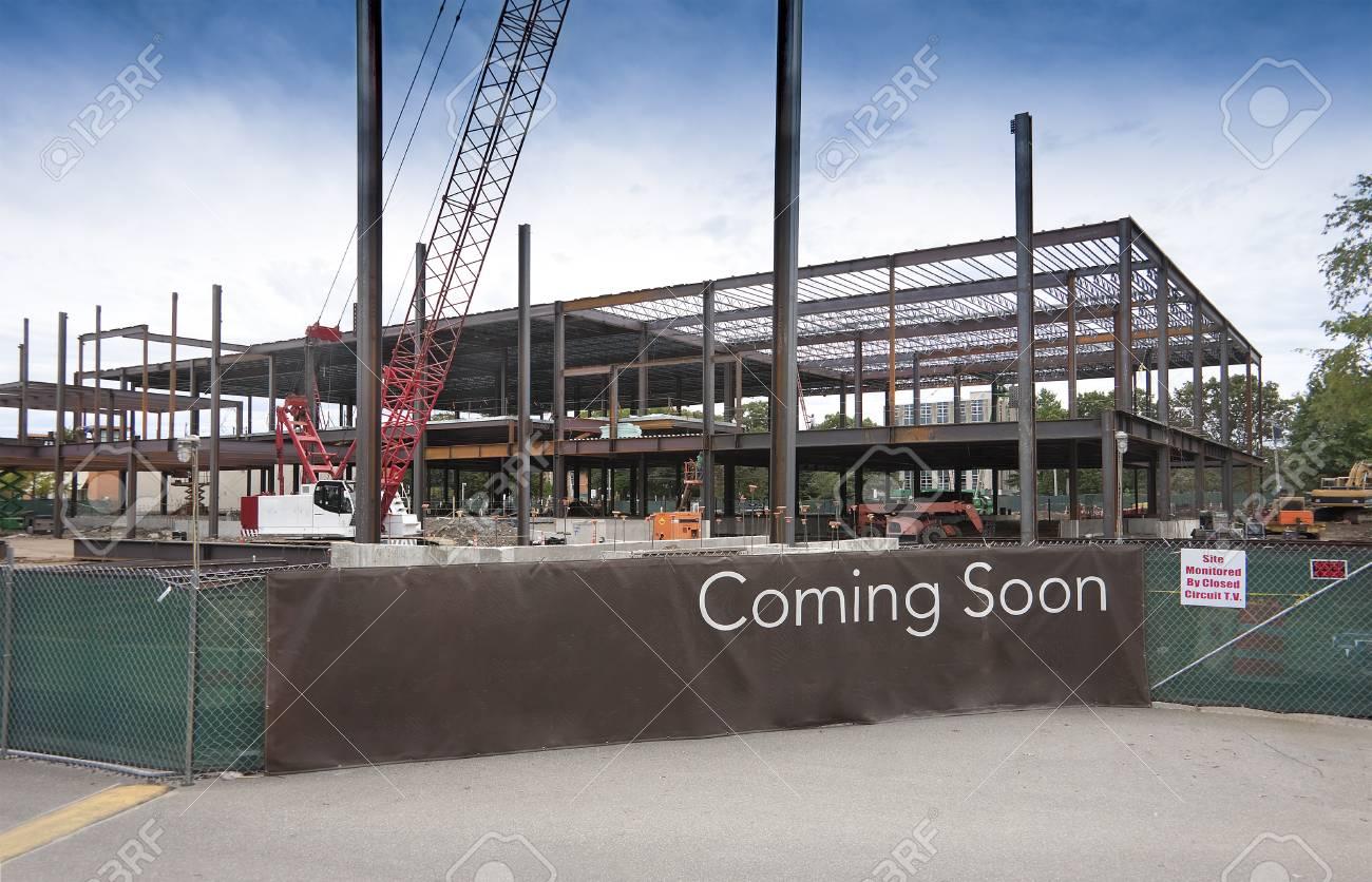 Construction site Stock Photo - 15156918