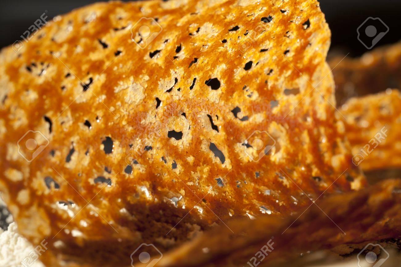 Kletskoppen Belge Biscuits Minces Fabriques A Partir De Poudre D