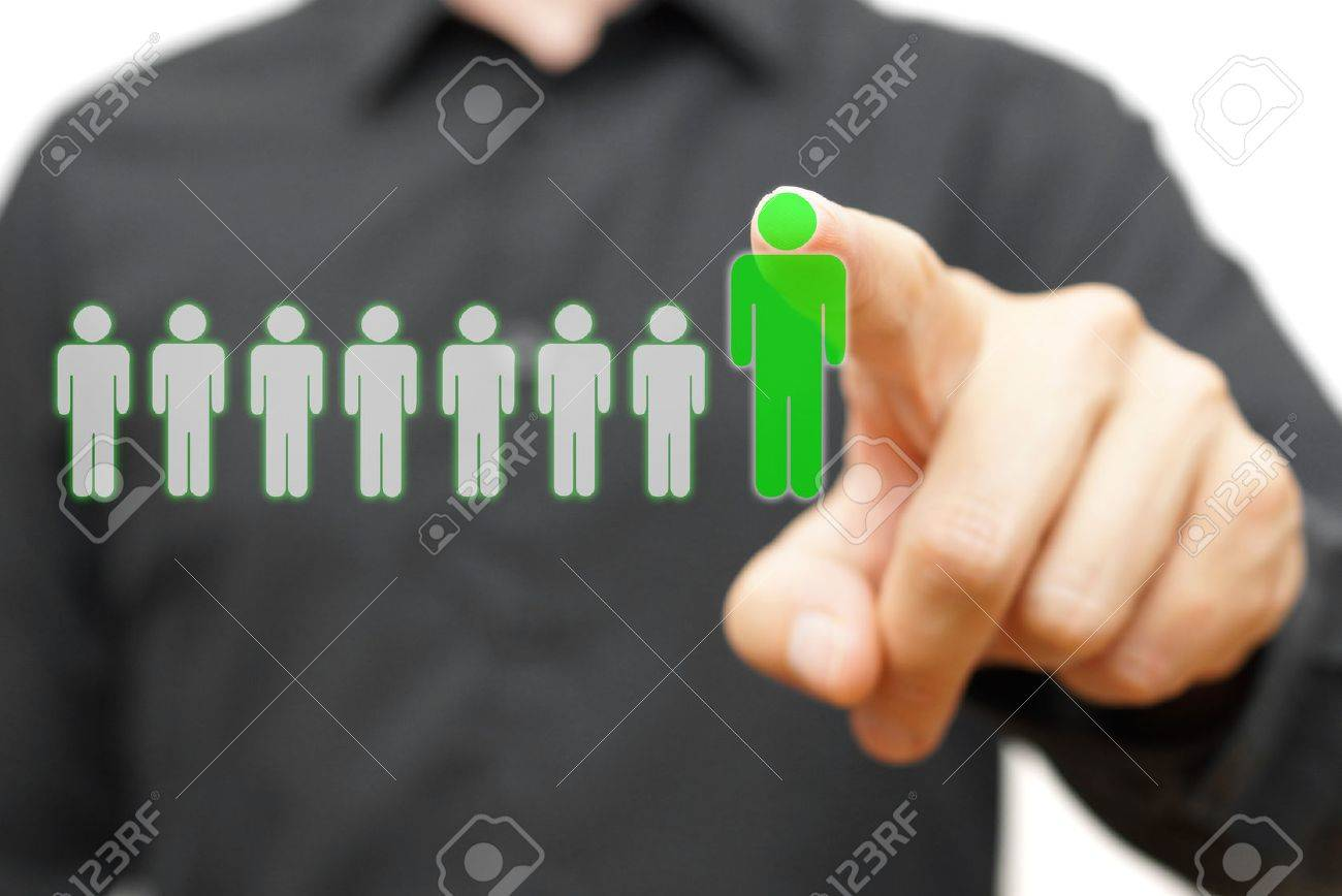 Choosing right candidate - 33452110