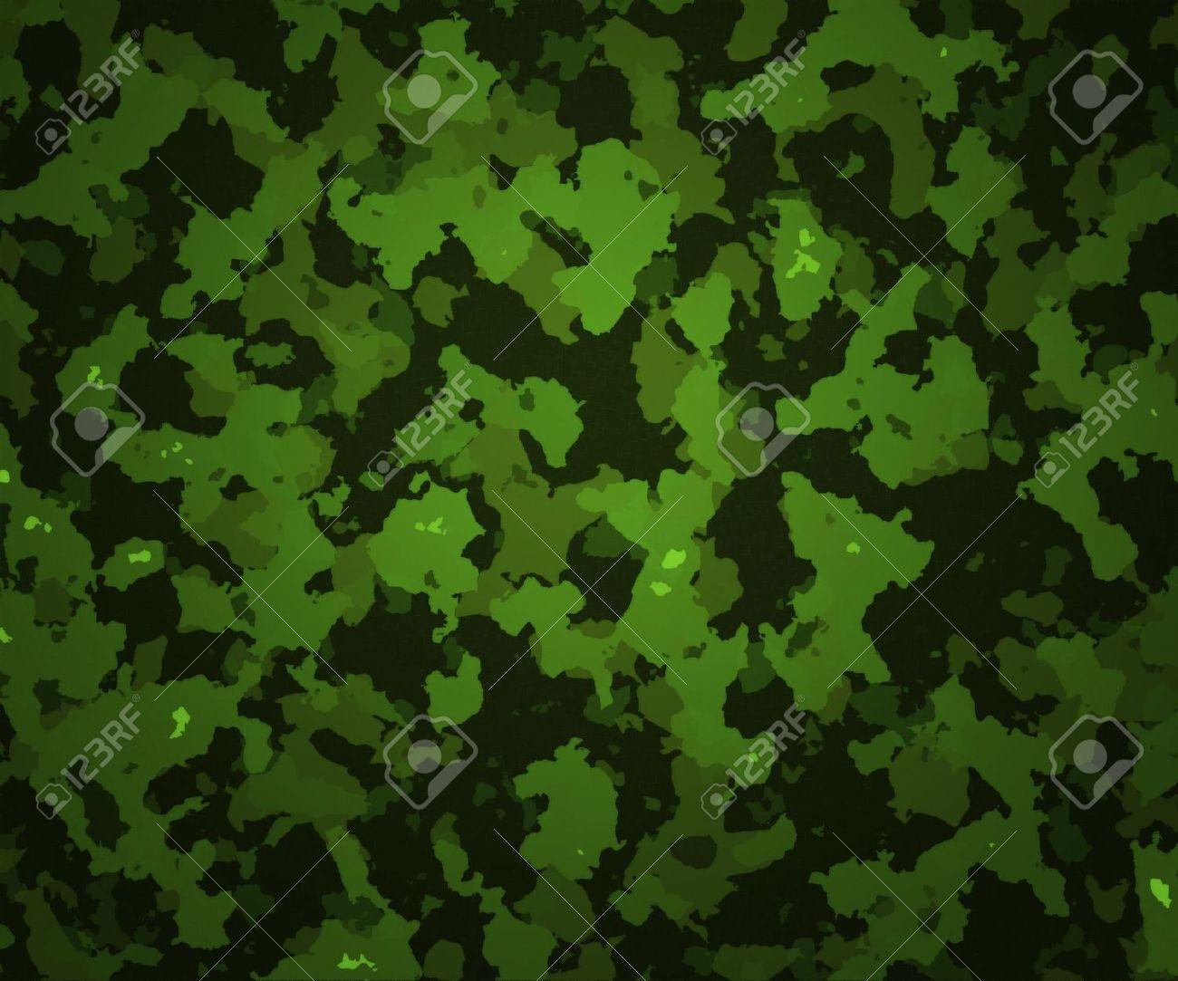 Armée Camouflage Wallpaper