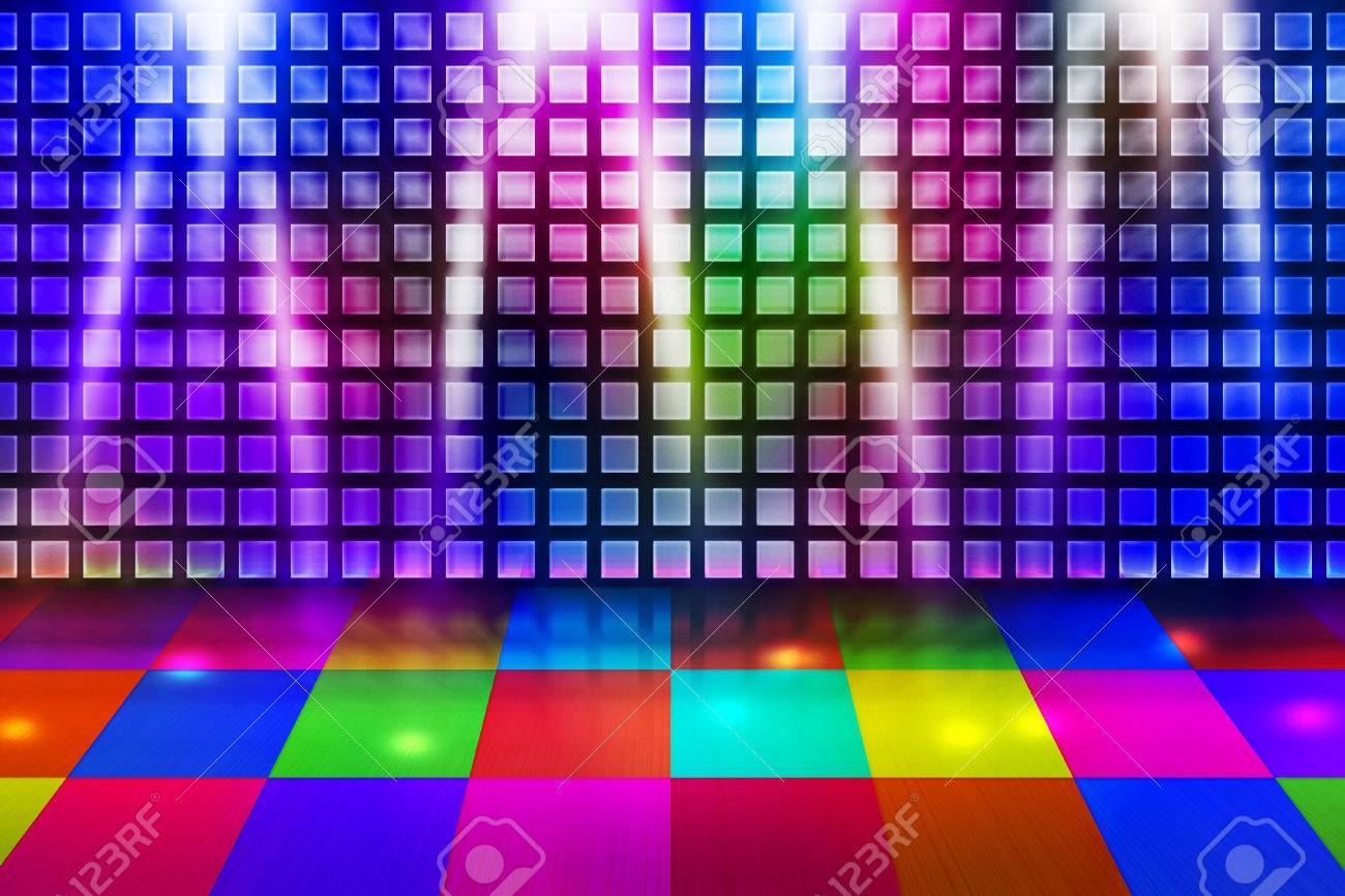disco party stage background stock photo picture and royalty free