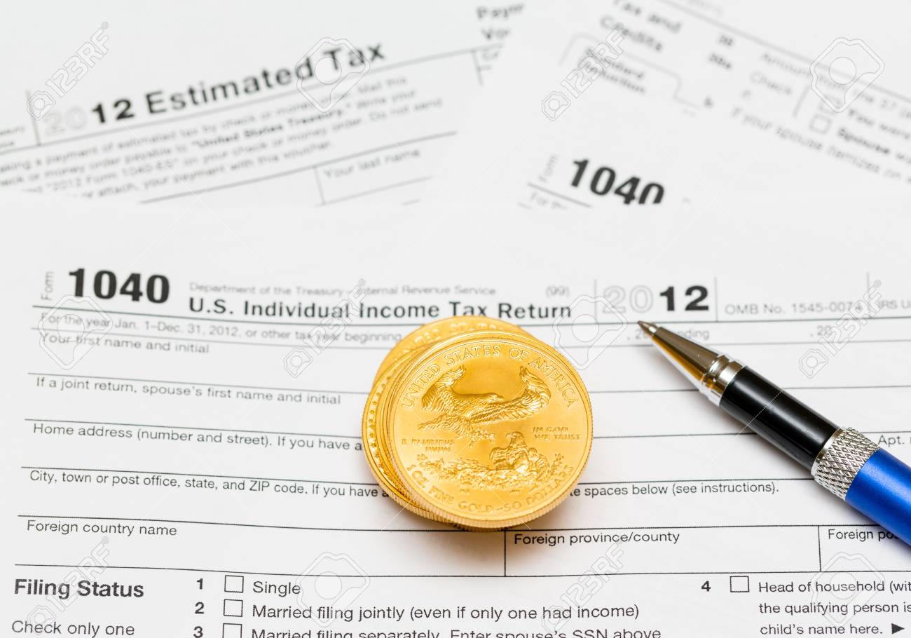 Us government tax forms 1040a.