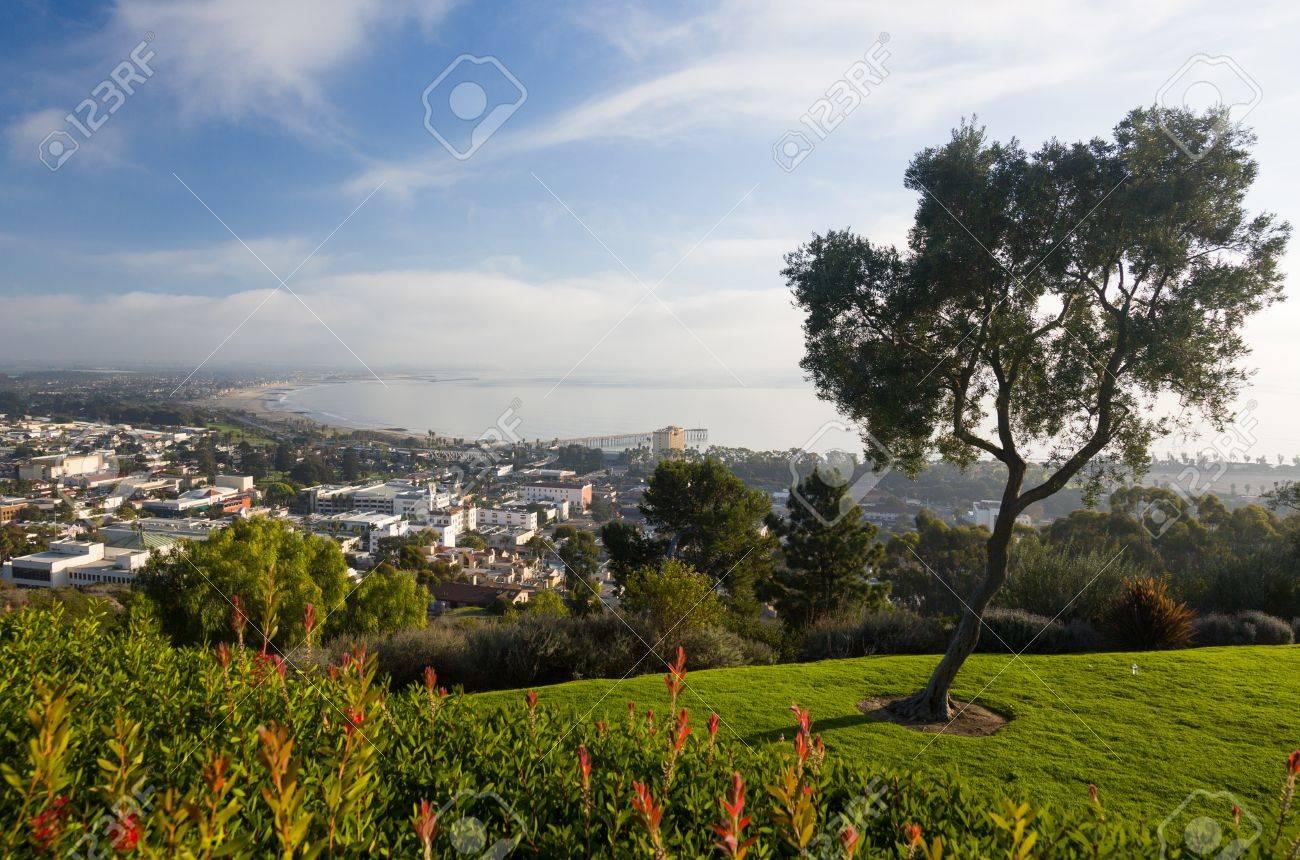 Descripción Panorama De Ventura California De Grant Park De La ...