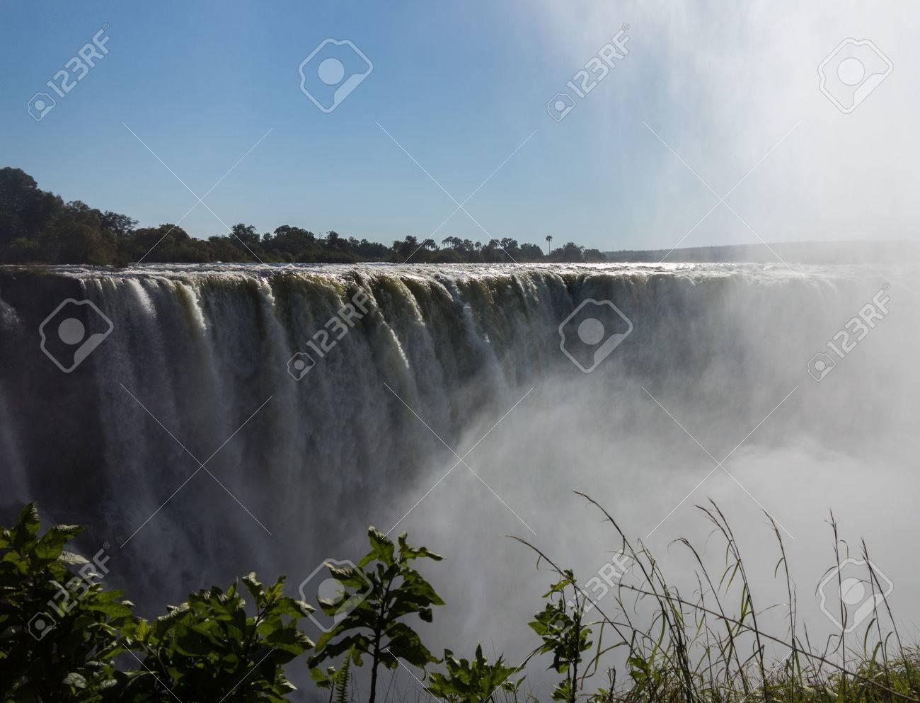 Exploring the Zambezi River