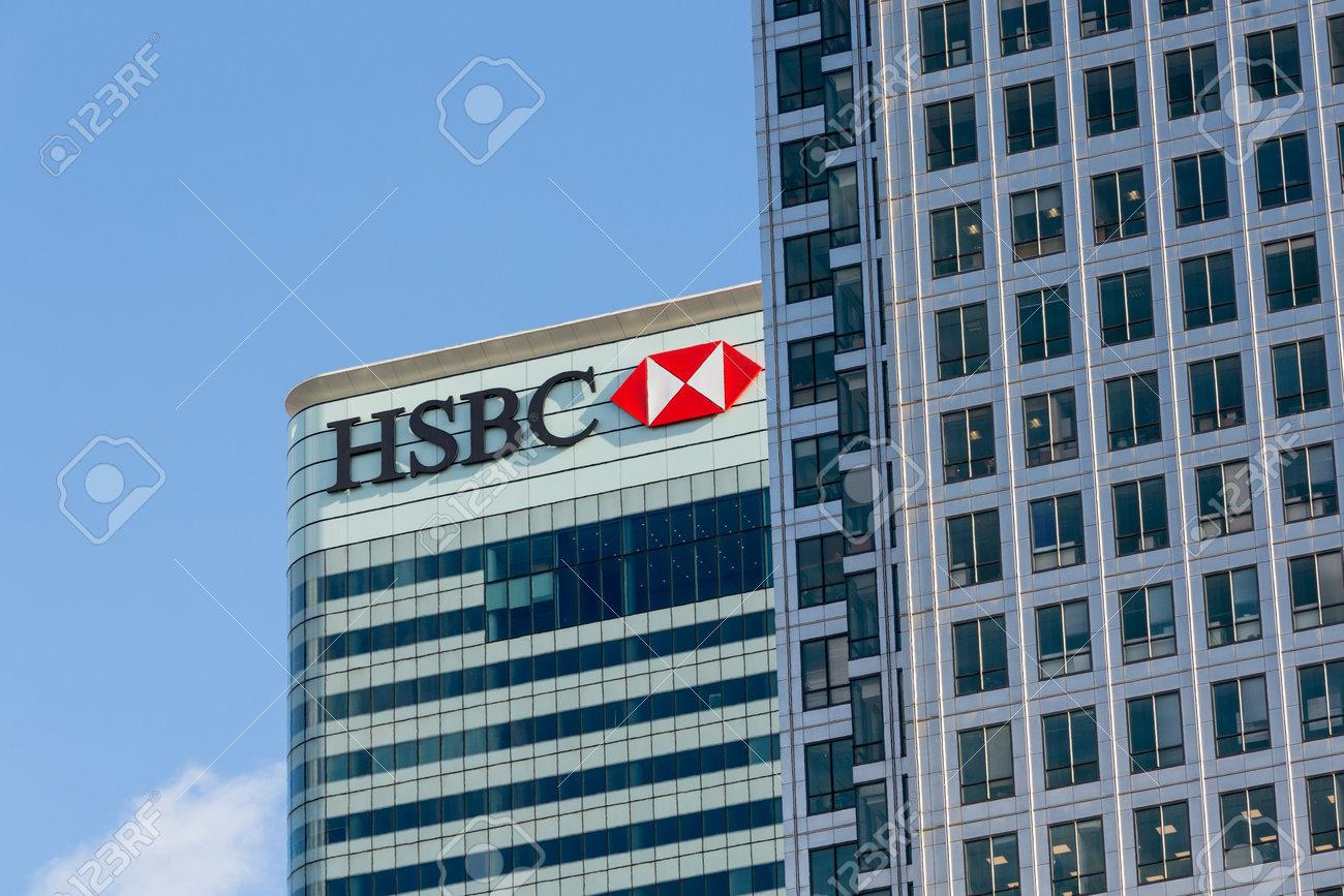 Hsbc Bank England