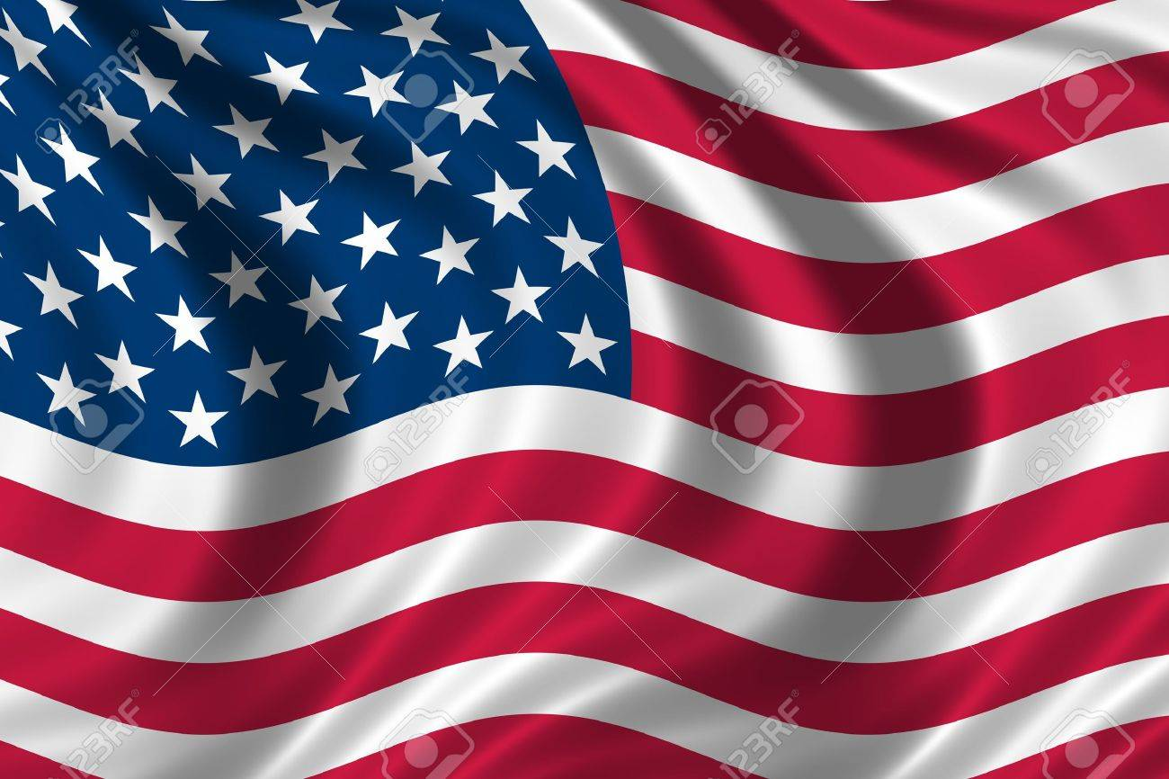 USA Flag Stock Photo - 230004