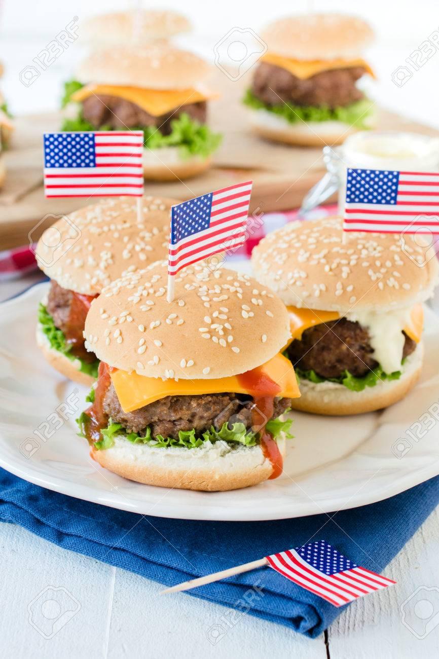 Resultado de imagen para hamburguesas estadounidenses