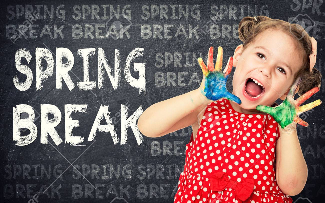 Image result for spring break announcement