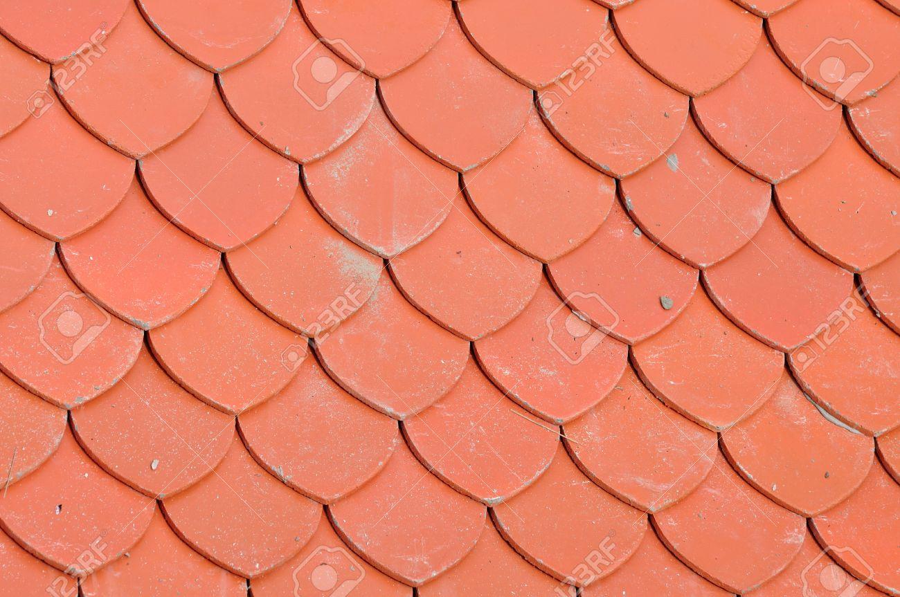 Dachziegel Textur Seamless