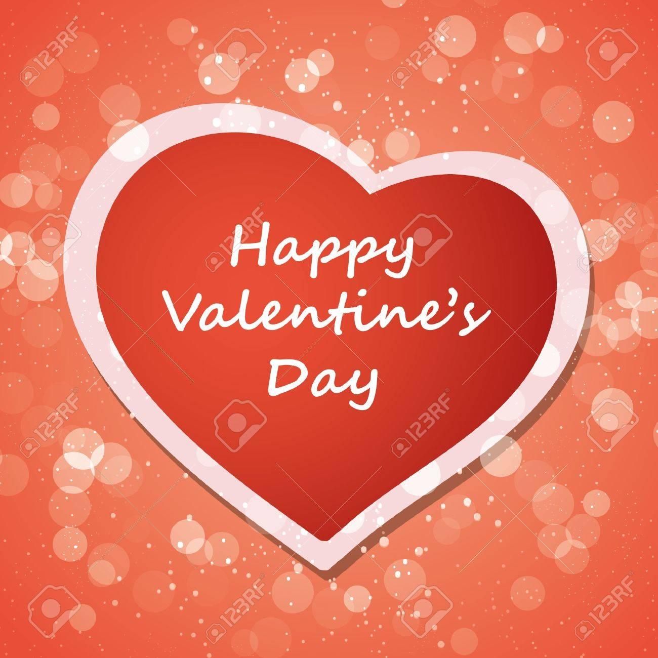 Hearts Background Vector Stock Vector - 11958377