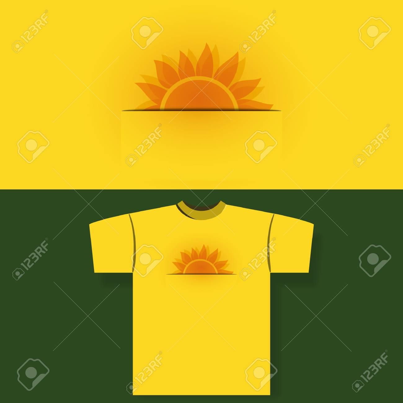 T-shirt print Stock Vector - 13235736