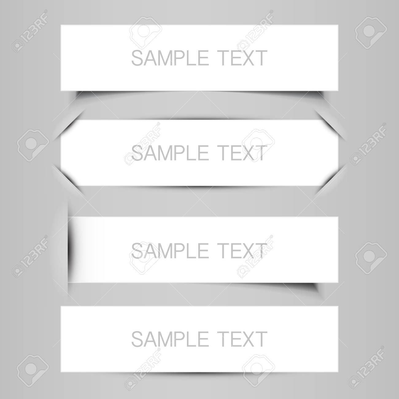 Tag, Label or Banner Designs Stock Vector - 17016721
