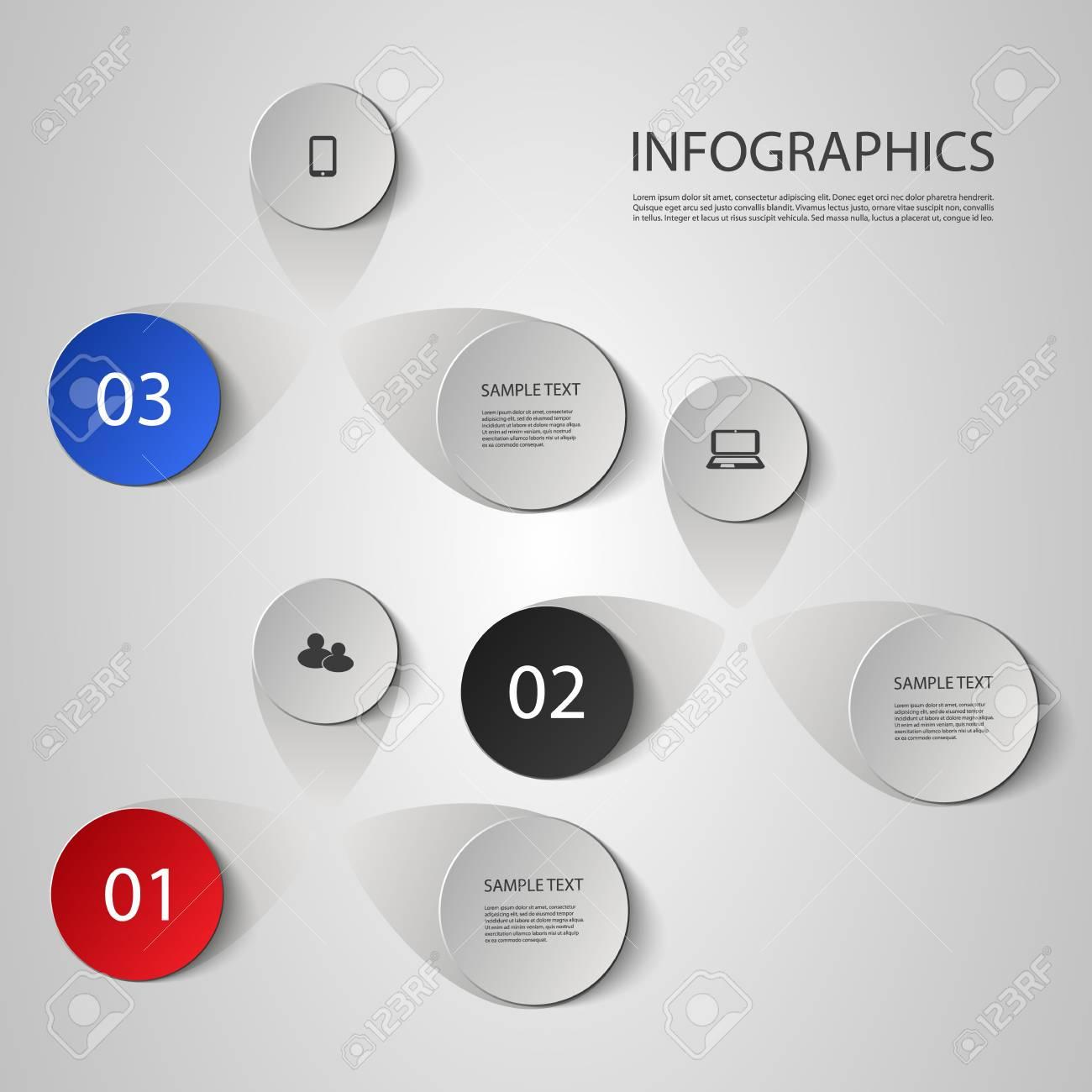 Infographic Design Stock Vector - 19629554