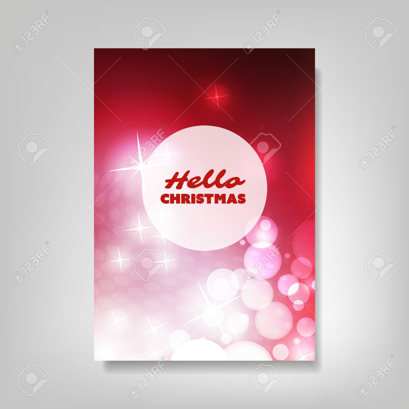 hello christmas flyer card or cover design sparkling hello christmas flyer card or cover design sparkling pattern background corporate identity