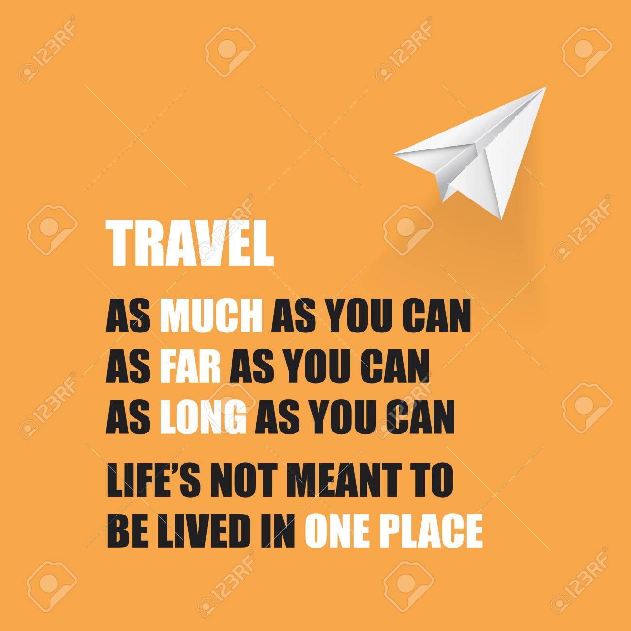 Reisen viel