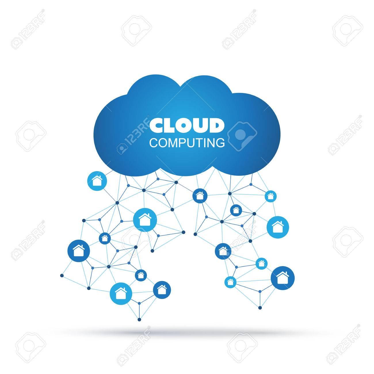 Cloud Computing, Internet Der Dinge, IIoT, Networking, Zukünftige ...
