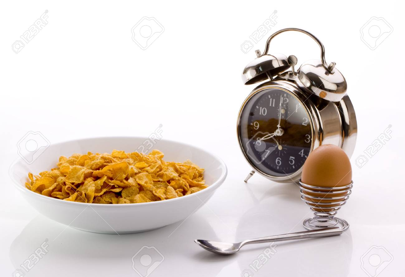 Breakfast Time Stock Photo - 6487389