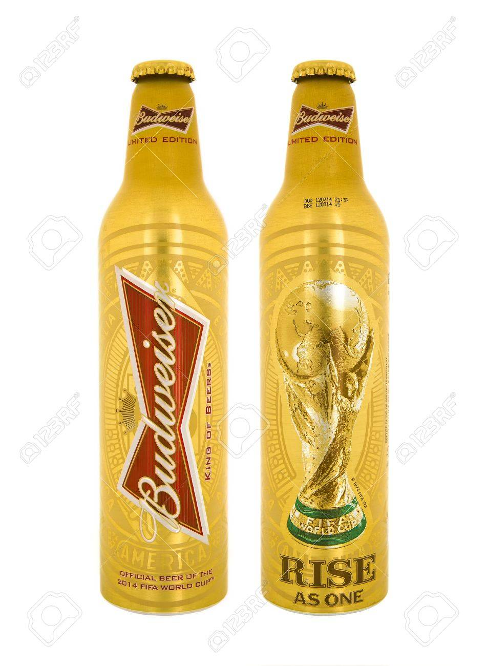 Good Budweiser World Cup 2018 - 28165002-swindon-uk-may-3-2014-bottle-of-limited-edition-budweiser-beer-made-for-the-2014-fifa-football-world  Graphic_381069 .jpg