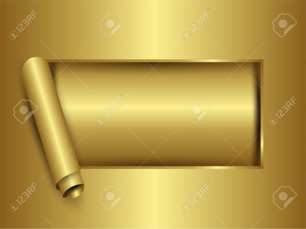 gold background Stock Vector - 21533636