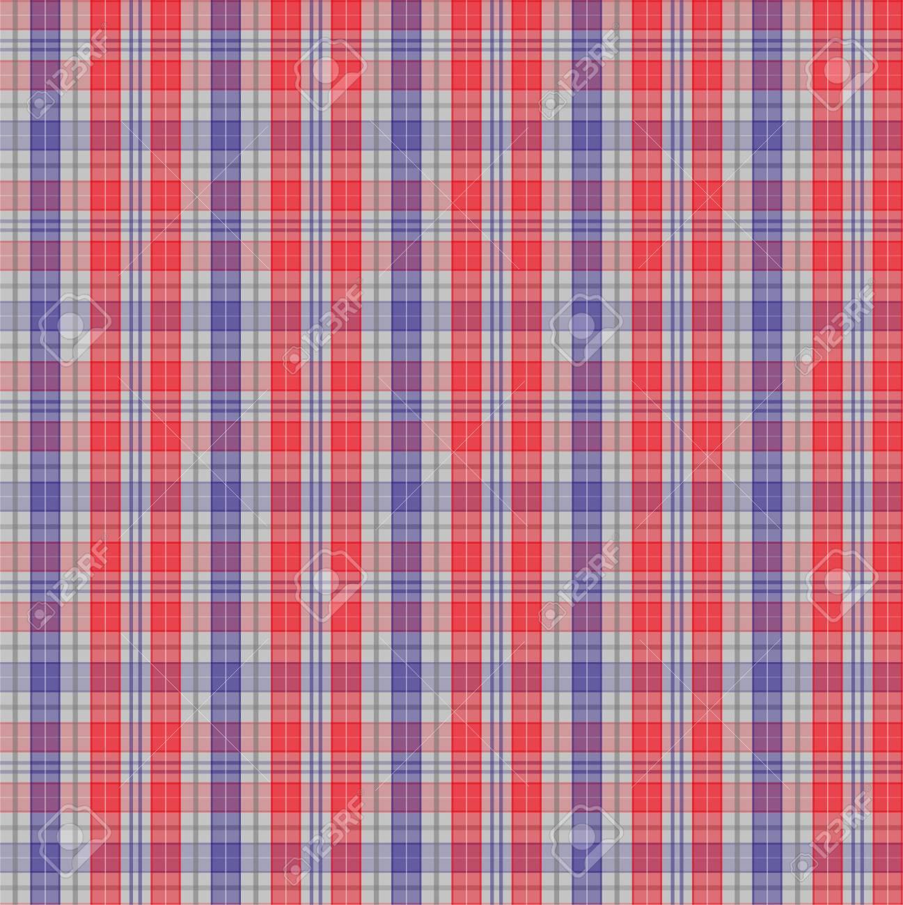 plaid seamless pattern Stock Vector - 21533719