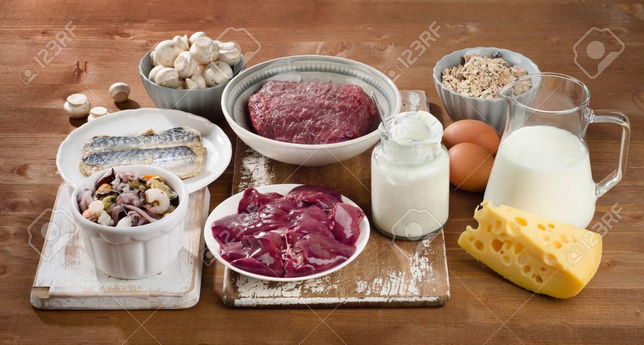ビタミン b12 食べ物