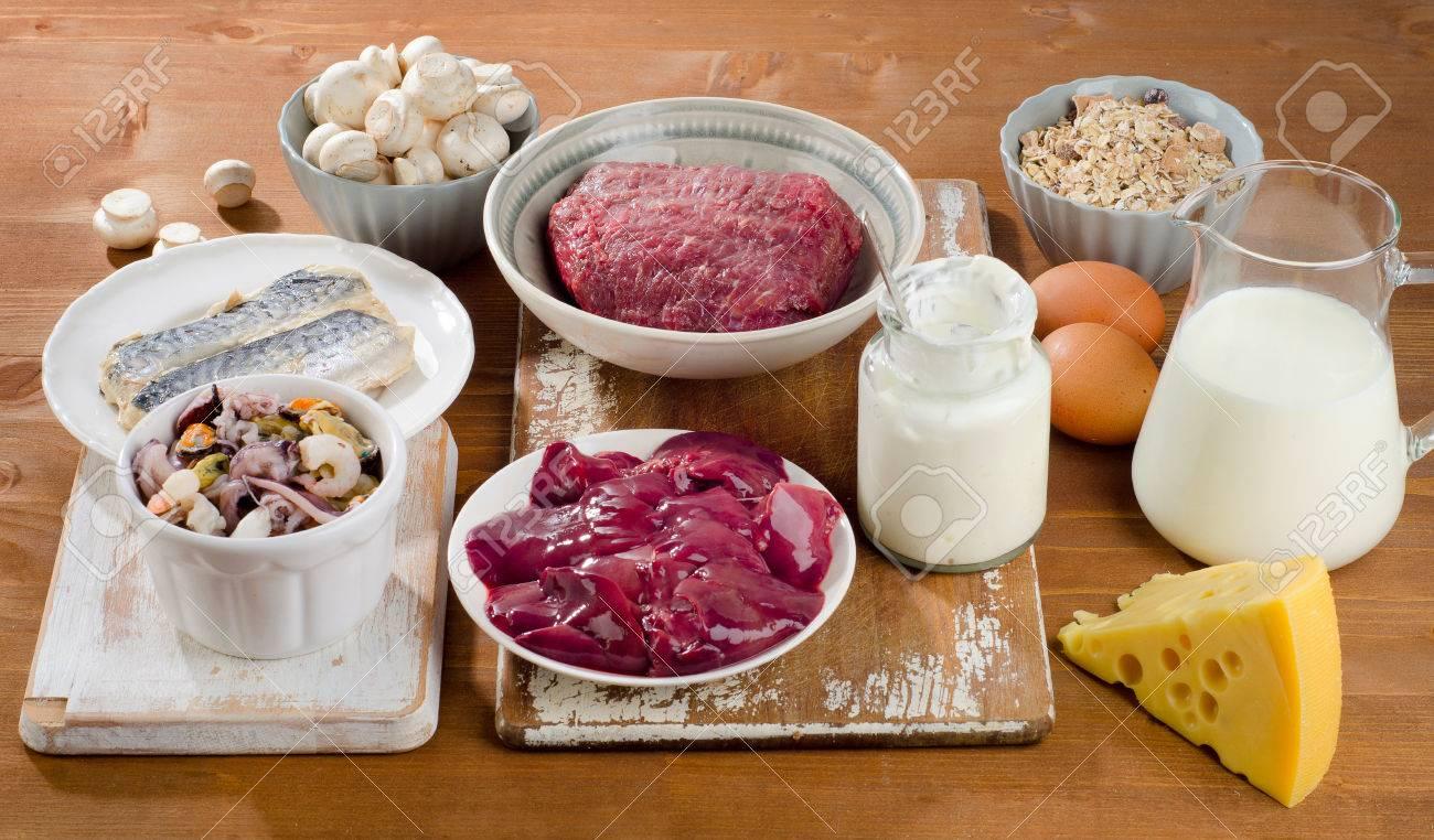alimentos con.com vitamina b