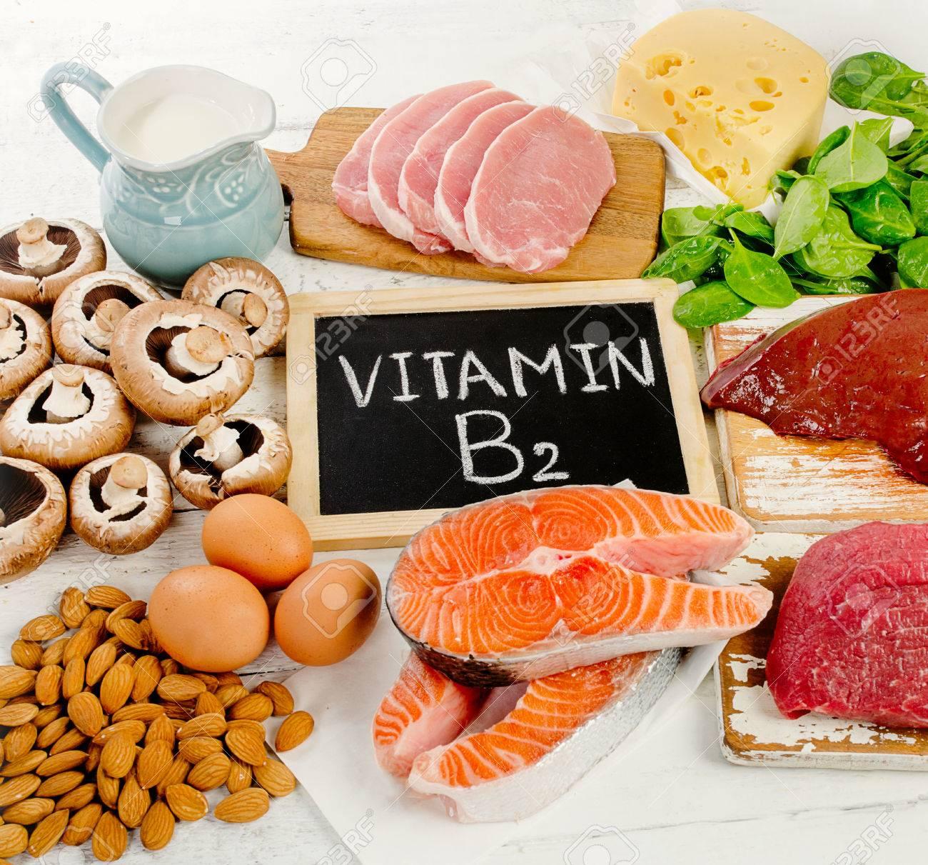 תוצאת תמונה עבור vitamin b2 vitamin: why is it necessary? Vitamin: why is it necessary? 67023093 foods highest in vitamin b2 riboflavin
