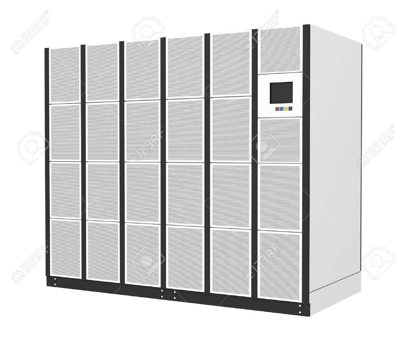 Unterbrechungsfreie Stromversorgung Für Rechenzentren, Serverraum ...