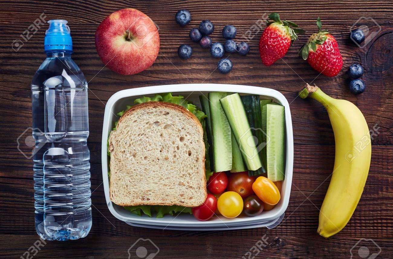 sandwich and water diet