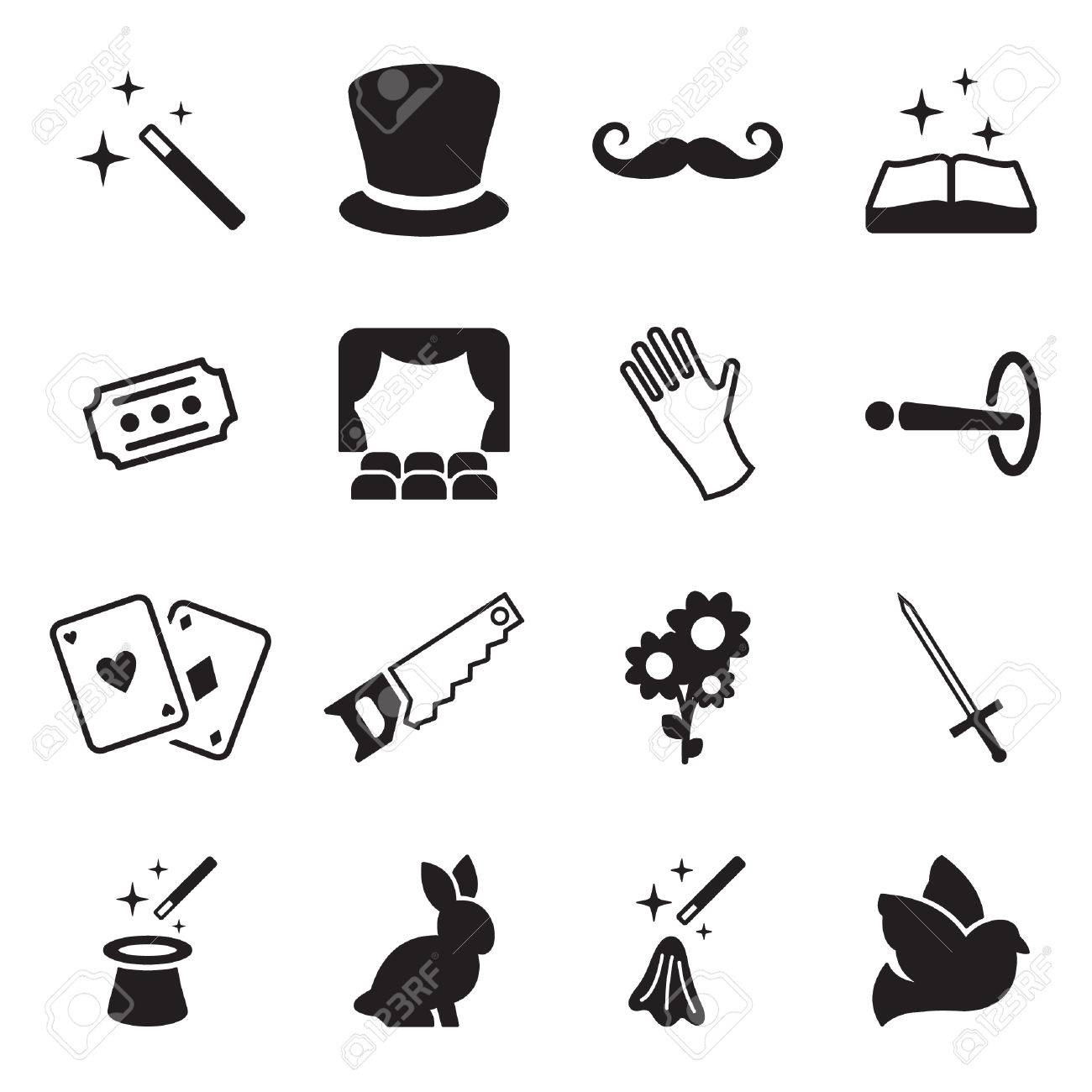 Magic Icons - 47313579