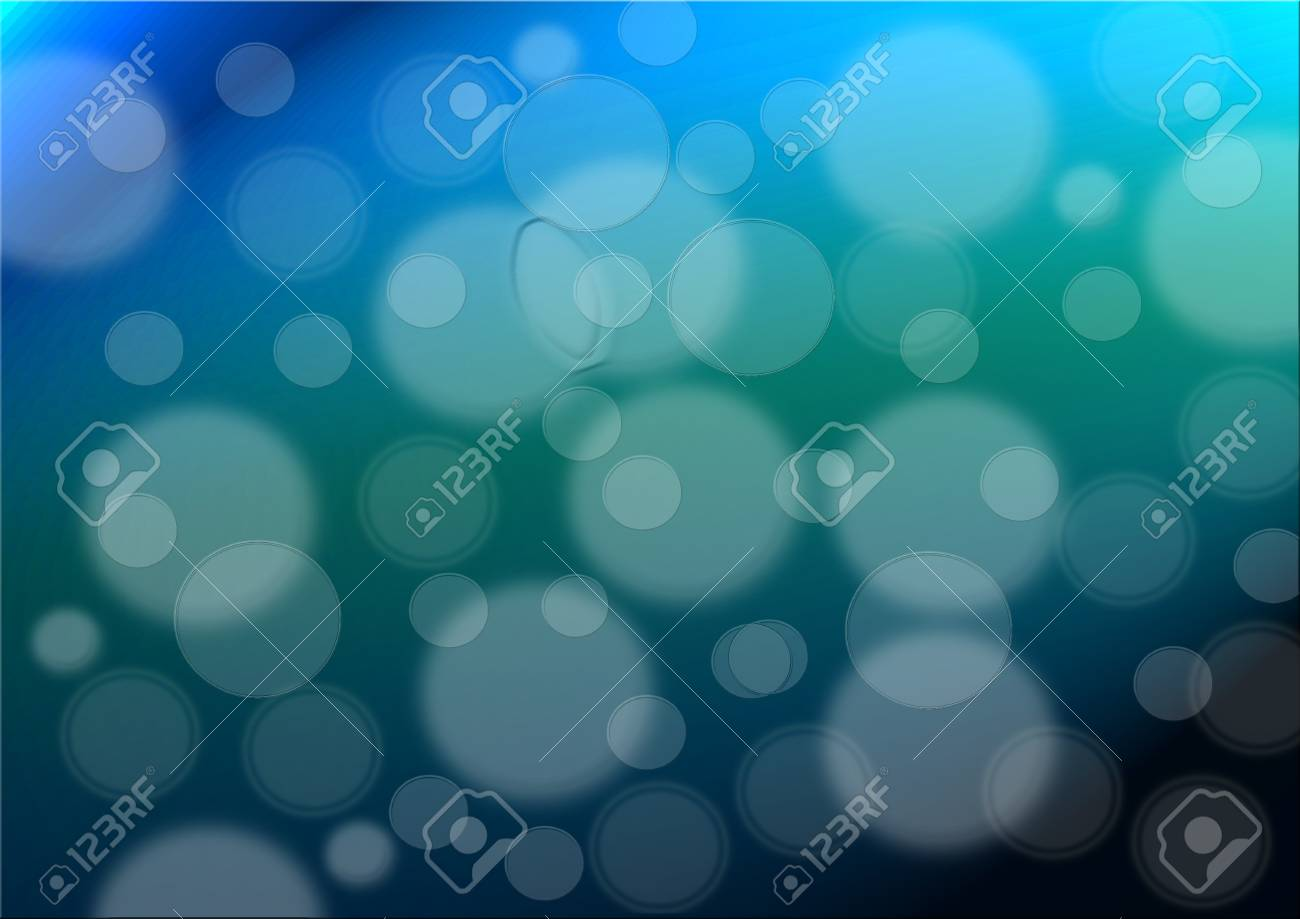 Abstract circles background Stock Photo - 9248959