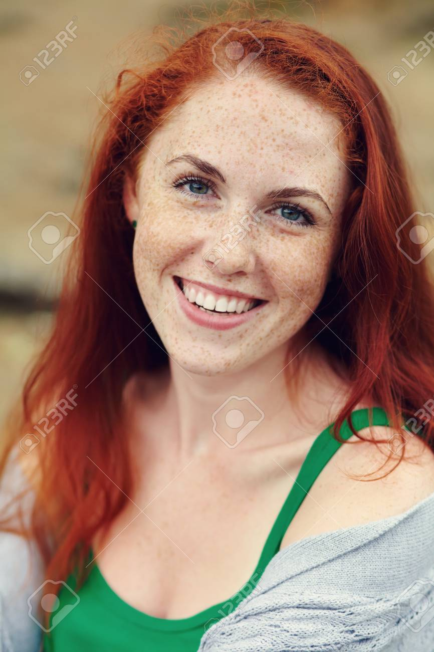 Beautiful Redhead Woman Stock Photo Picture And Royalty Free Image Image 79818642