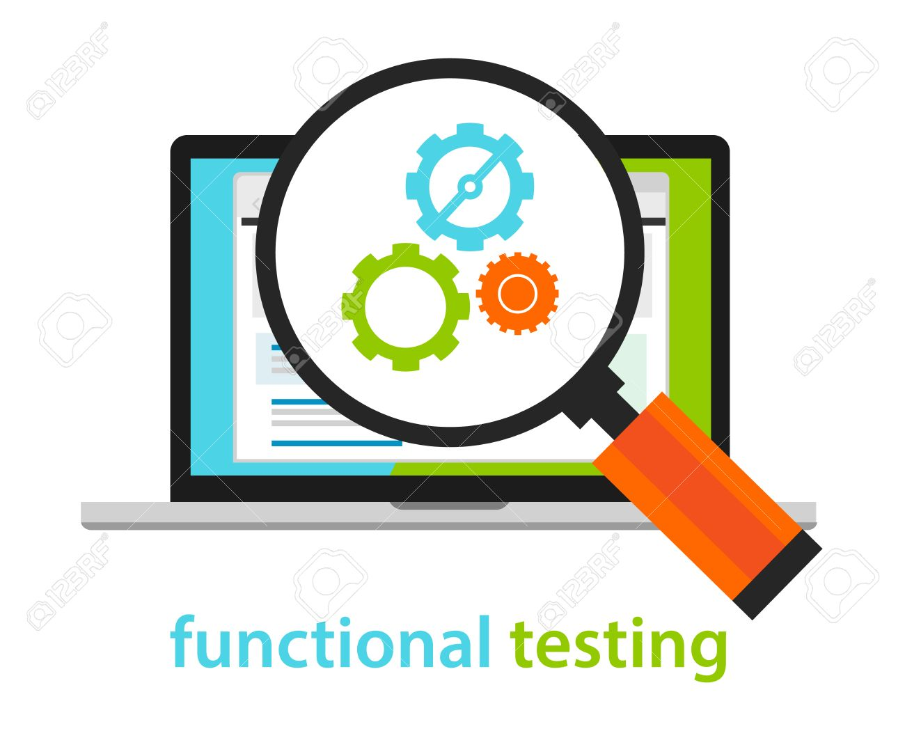 functional testing software development process methodology - 53969365