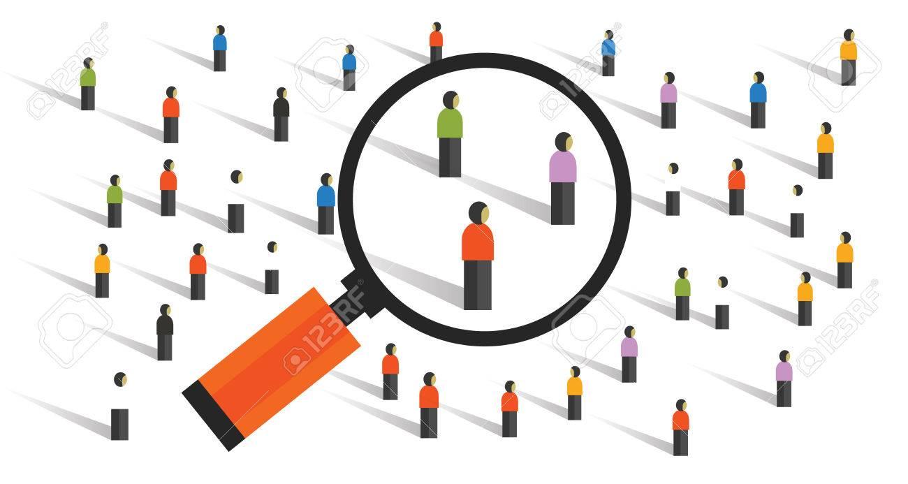 Crowd behaviors measuring social sampling statistics experiment population research of society - 83310330