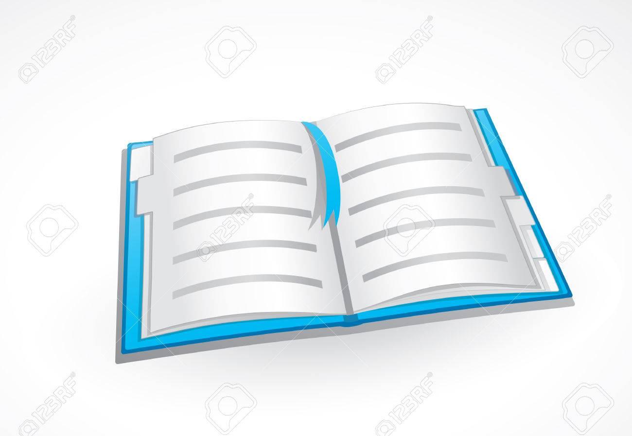 Notebook Stock Vector - 6199110